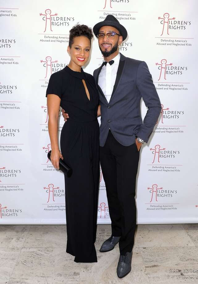 Alicia Keys and Swizz Beatz aren't afraid to take risks and most of the time they pay off. Photo: Michael Loccisano, Getty Images For Children's Rights