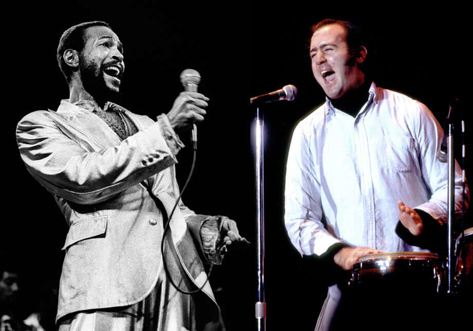 The two were the most shocking deaths of the year. Singer Marvin Gaye was shot to death April 1, 1984, by his father, and comedian Andy Kaufman died May 16, 1984, from kidney failure brought on by a rare type of lung cancer. Photo: Getty Images