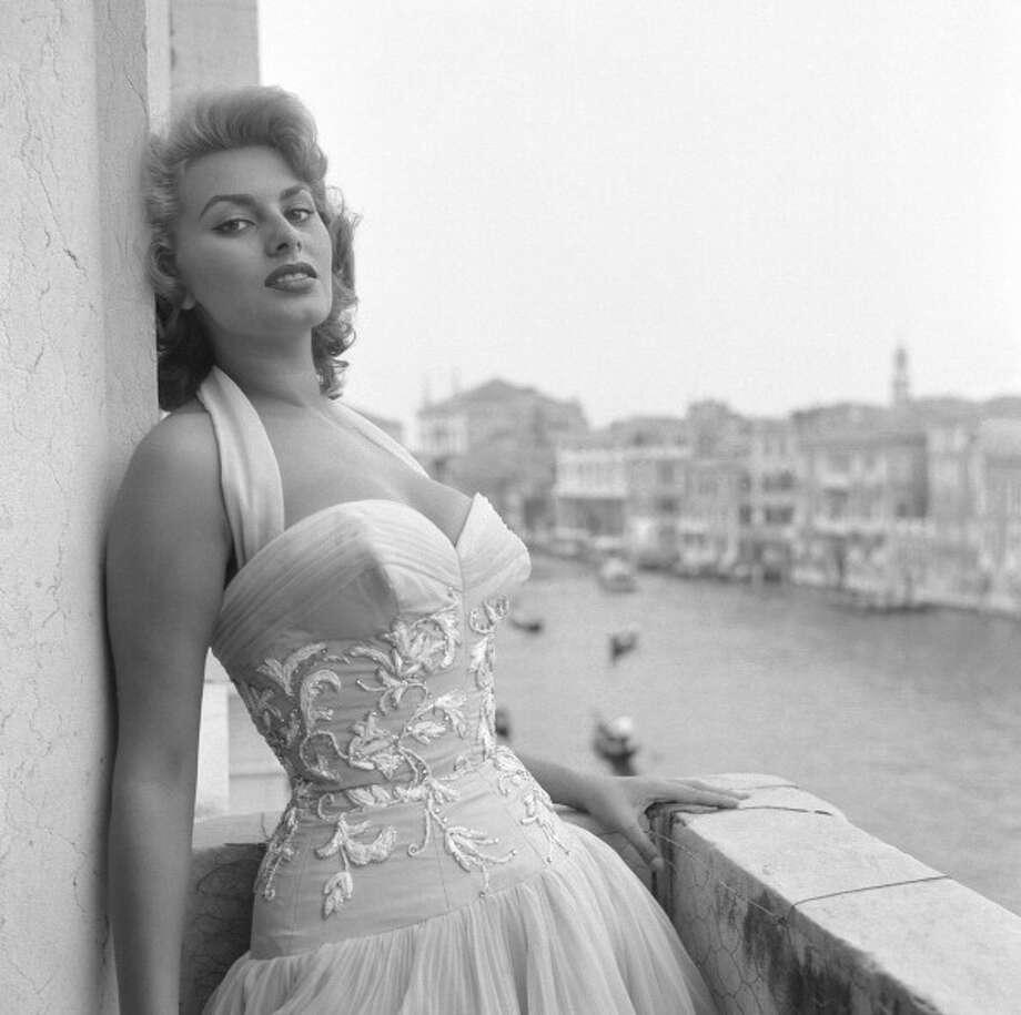 Sophia Loren, Venice, 1955. Photo: Archivio Cameraphoto Epoche / Hulton Archive