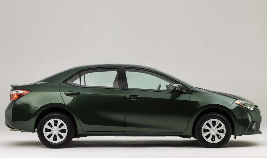 Toyota CorollaStarting at $16,800