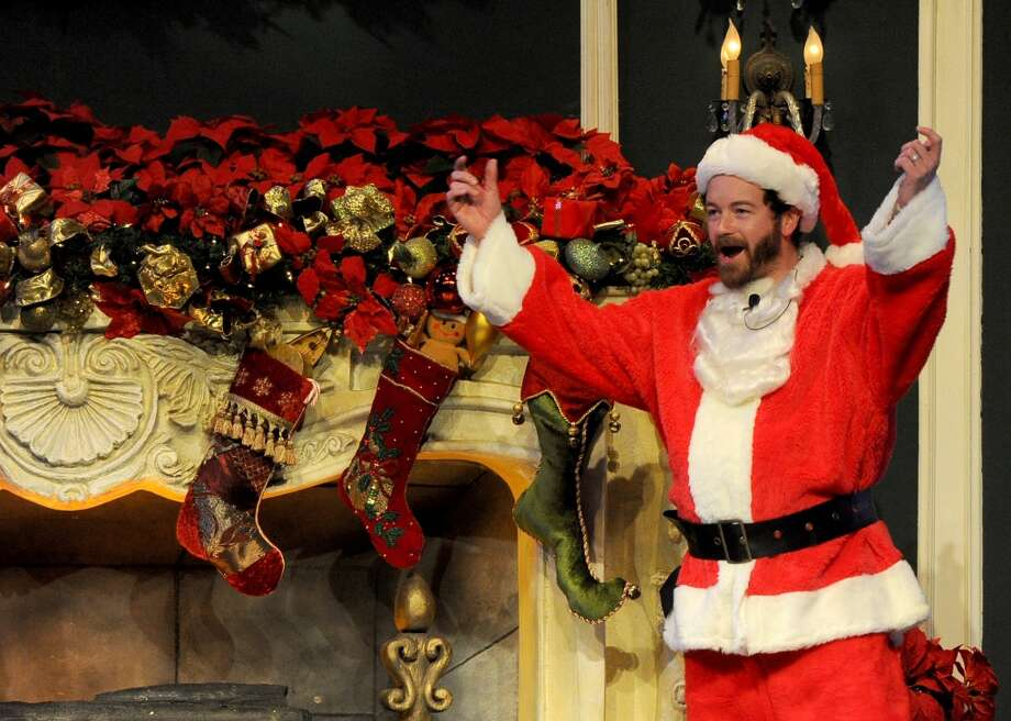 "Danny Masterson performs onstage during the Church of Scientology Celebrity Centre's 21st ""Christmas Stories"" at the Church of Scientology Celebrity Centre on December 14, 2013 in Los Angeles, California. ""Christmas Stories"" benefits the Hollywood Police Department's Youth Development Programs for underprivileged children. Photo: Kevin Winter, Getty Images"