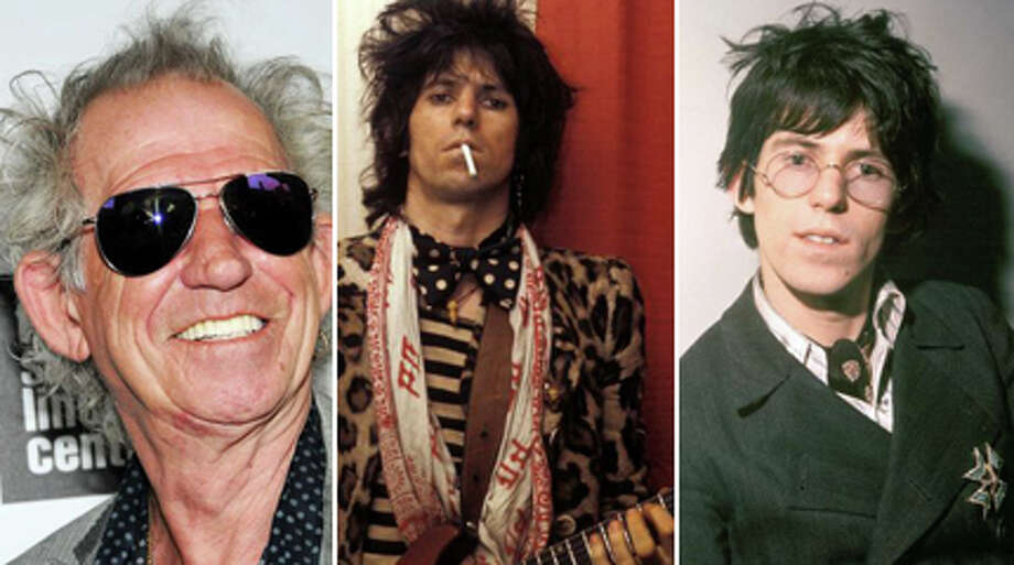 Keith Richards turns 70 on Wednesday, an unlikely birthday after his multiple drug arrests in the 1960s and 1970s, including heroin possession.  Check out these photos through the years of The Rolling Stones guitarist and author of some of the greatest riffs in rock history.