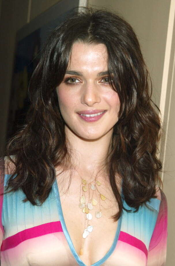 """Rachel Weisz during Opening Night of the 43rd Annual New York Film Festival - """"Good Night, and Good Luck."""" Premiere - Green Room at Avery Fisher Hall, Lincoln Center in New York City, New York, United States. Photo: Gregory Pace, FilmMagic"""