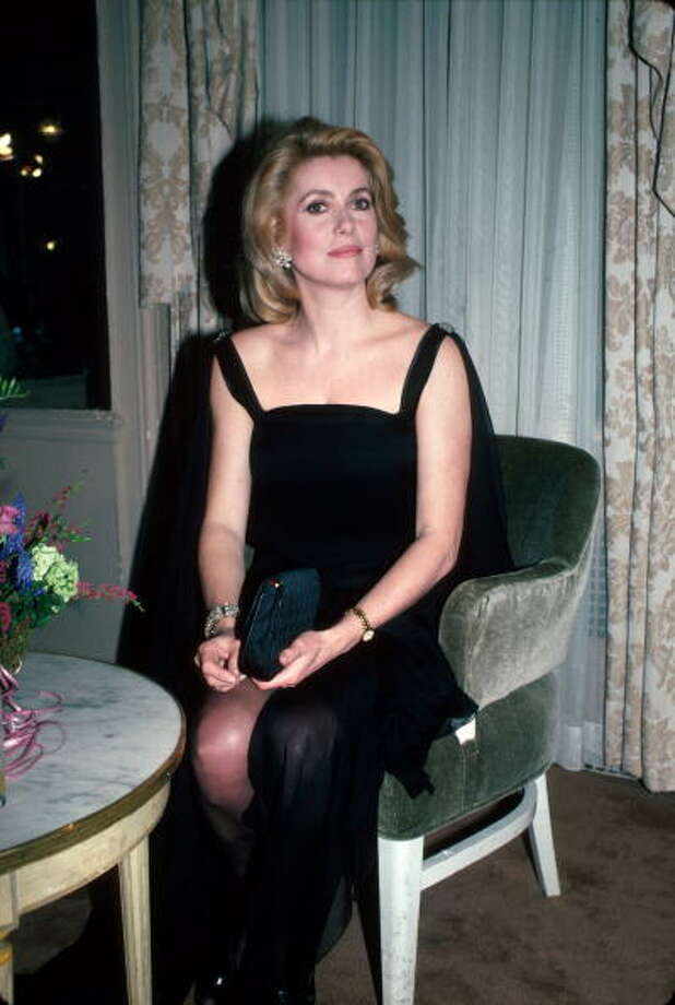 Actress Catherine Deneuve in 1986. Photo: Ann Clifford, Time & Life Pictures/Getty Image / Time Life Pictures