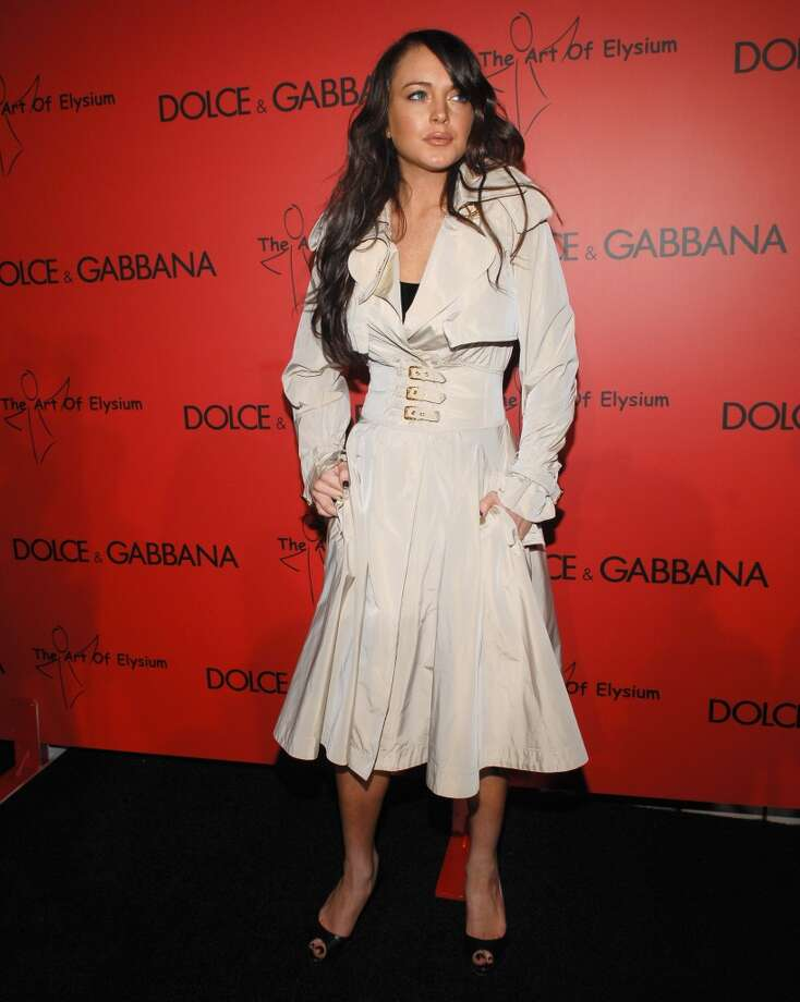 2006 - Sand Dollar Photo: John Sciulli, WireImage For Dolce & Gabbana
