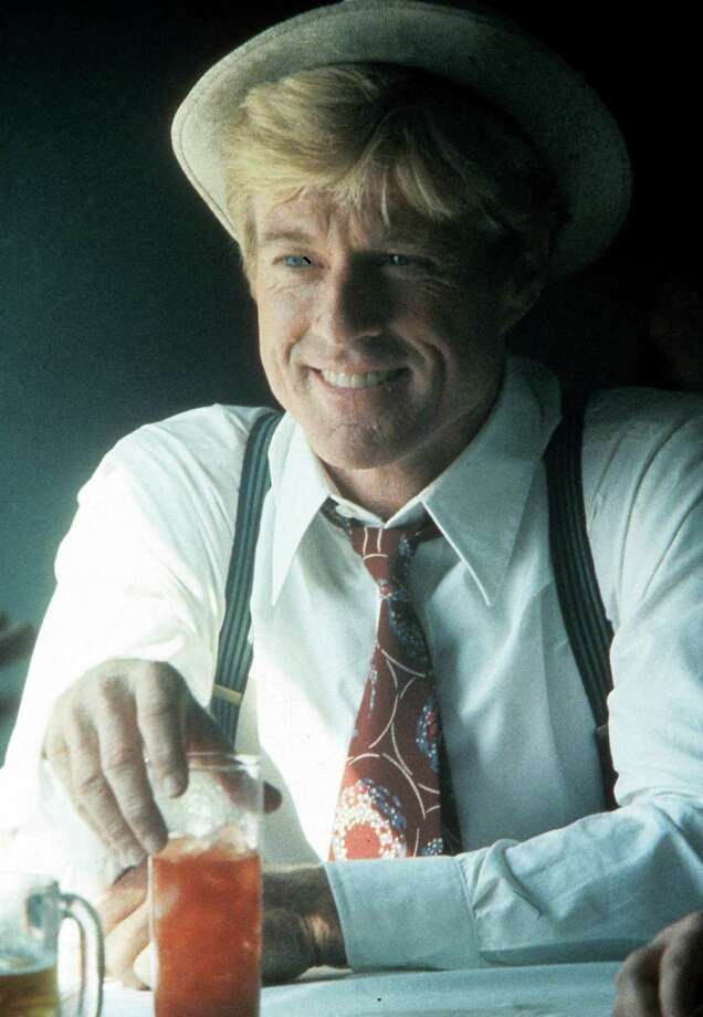 "Robert Redford in a scene from the film ""The Natural,"" 1984. Photo: Archive Photos, Getty Images / 2012 Getty Images"