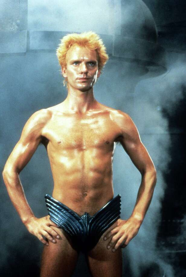 "Sting in publicity portrait for the film ""Dune,"" 1984. Photo: Archive Photos, Getty Images / 2013 Getty Images"