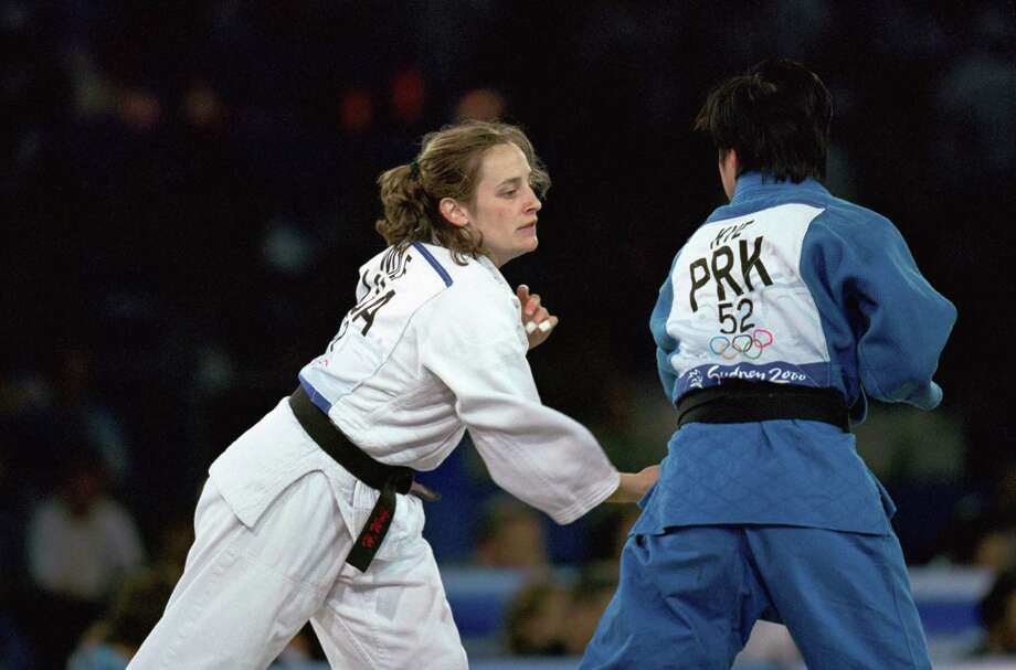 That year was the end of her acting career, however. She dedicated her time to judo and represented the United States on its judo team in the 1996 and 2000 summer Olympics. She won the world judo championships for juniors in 1994. Photo: Andy Lyons, Getty / Getty Images North America