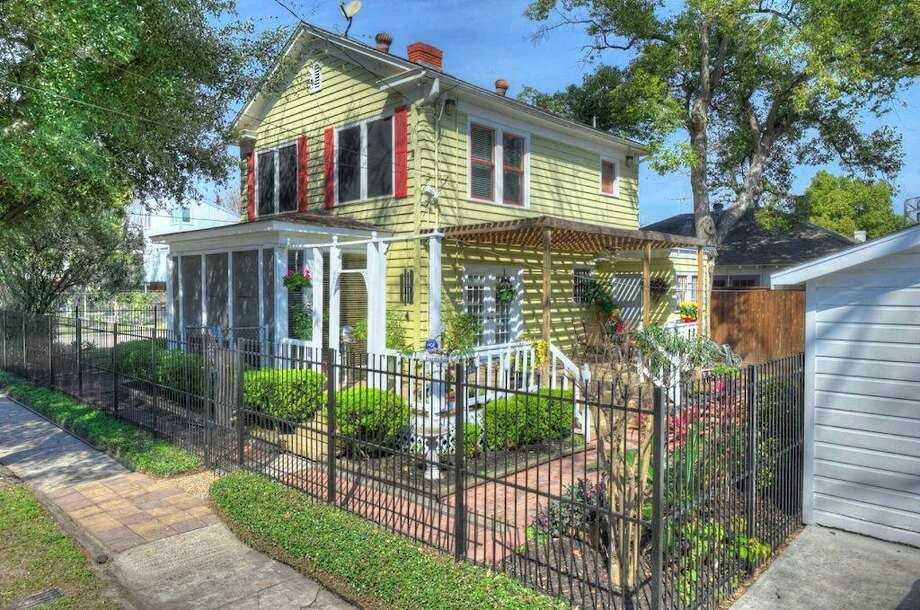 4211 La Branch: This 1930 home has 3 bedrooms, 2.5 bathrooms, 2,214 square feet, and features a corner lot, wrap around porch, guest quarters, and hardwood floors. Listed for $350,000.