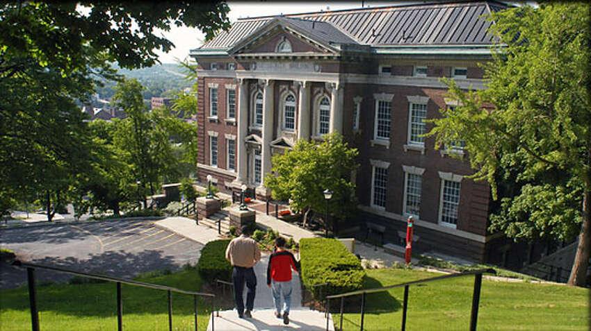 9. Rensselaer Polytechnic Institute (Troy, NY) President: Shirley Ann Jackson Salary: $1.75 million Credit:Chronicle of Higher Education