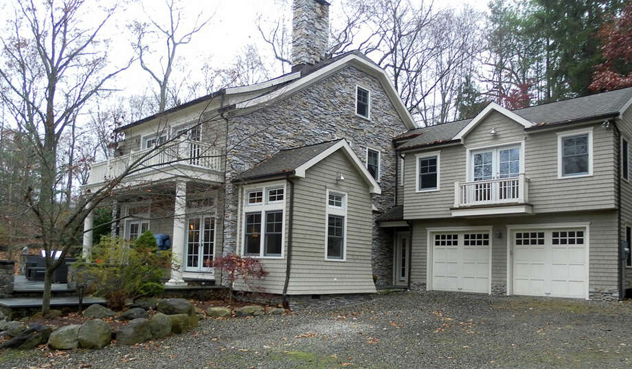 The house at 115 Newtown Turnpike is on the market for $1,345,000. Photo: Contributed Photo / Westport News contributed