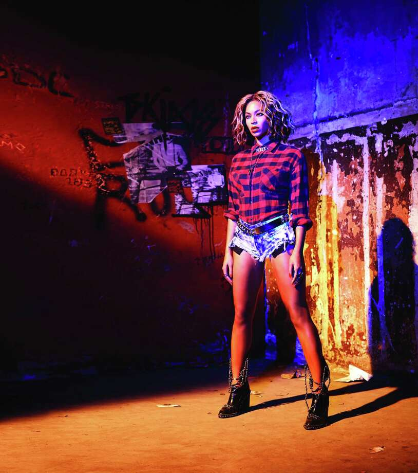 "Girls time: ""***Flawless"" includes a portion of
