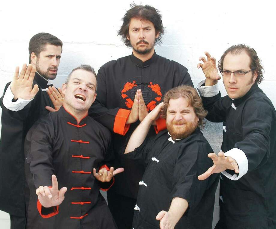 Kung Fu & Friends will be on stage for New Yearís Eve at Fairfield Theatre Company's StageOne. Photo: Contributed Photo / Fairfield Citizen