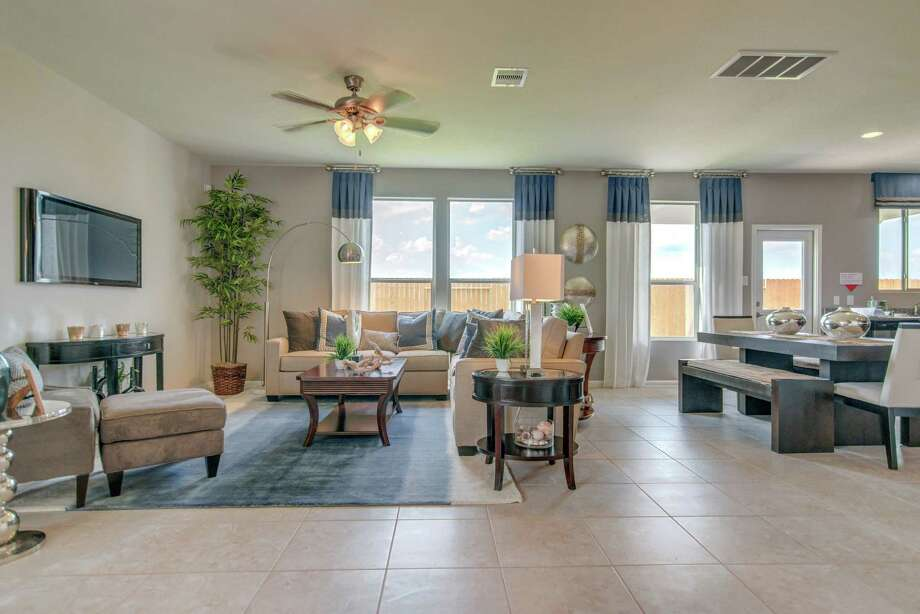 Buyers Can Find New Centex Homes Throughout Houston Area