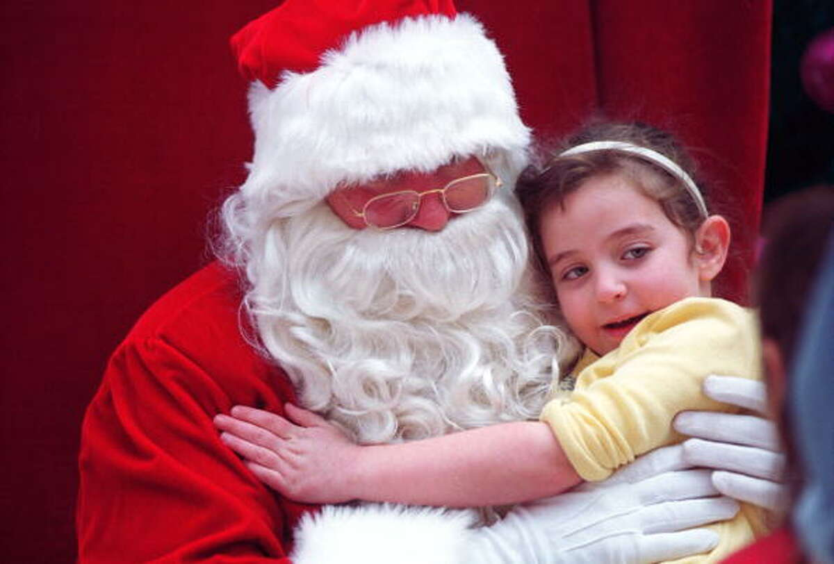 In the United States alone, Santa has more than 61 million children to visit under the age of 14 each Christmas Eve ...