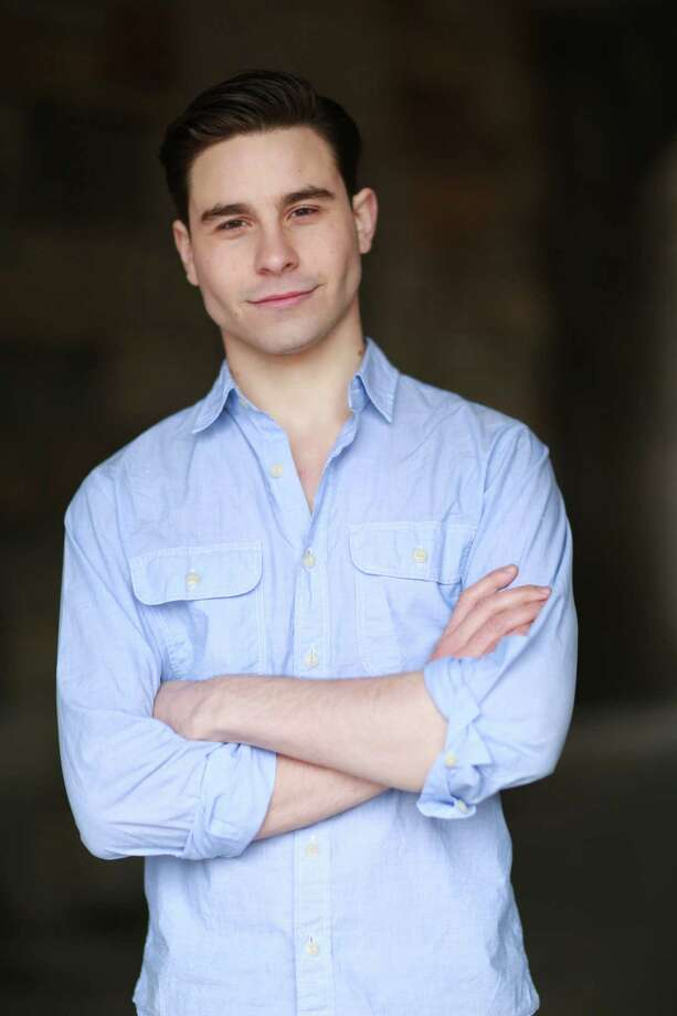 Greenwich native Sean Hudock has launched a new stage production company in Manhattan - The Wild Root Company - that will present its first show in January. Photo: Contributed Photo / Connecticut Post Contributed