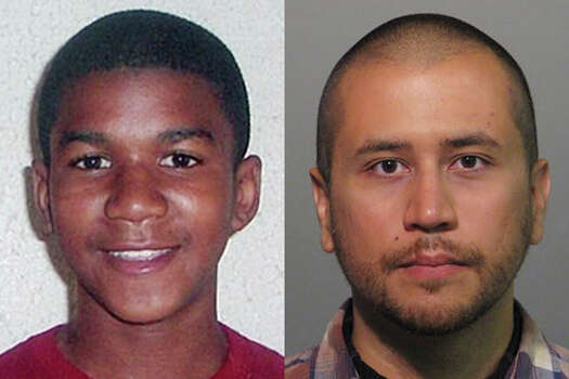 Trayvon Martin, 17, was walking home about 7 p.m. Feb. 26, 2012, when an altercation broke out with George Zimmerman. The high school student was declared dead some 20 minutes later. The trial began June 10, 2013.  • Zimmerman charged with second-degree murder Photo: Uncredited, Associated Press / Family/Orlando Sentinel