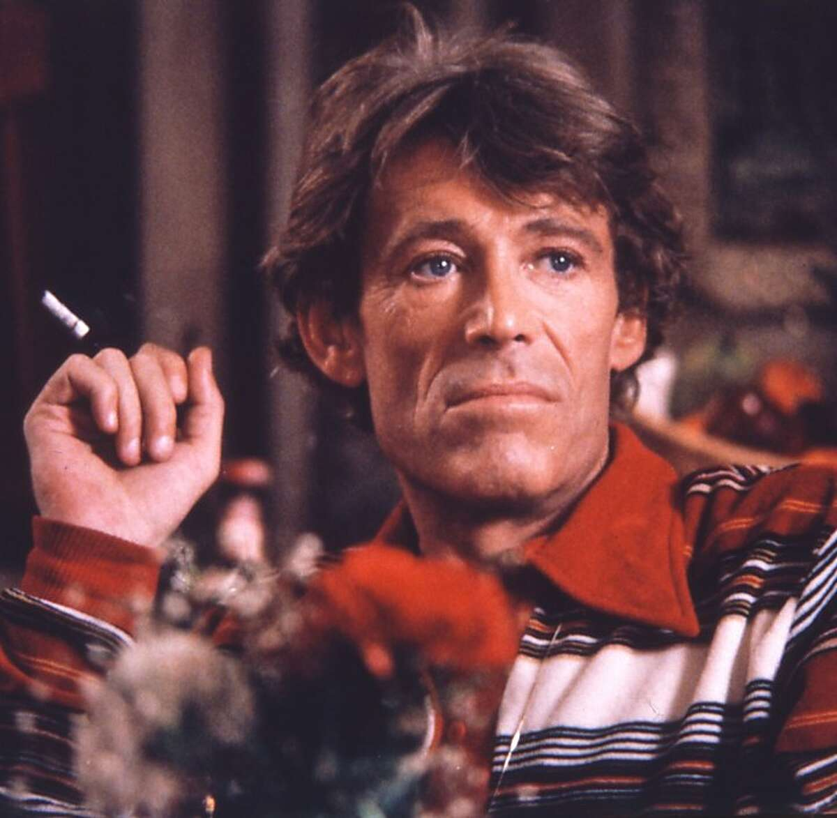 This 1980 file photo shows Peter O'Toole from the movie