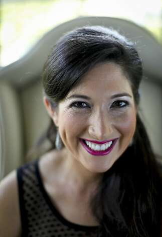 """Nov. 5: Former Facebook exec Randi Zuckerberg (sister of you-know-who) shares her perspective on tech-life balance with two books, """"Dot Complicated: Untangling Our Wired Lives"""" and """"Dot,"""" a children's book about a girl learning to unplug. You can't have it all, Zuckerberg says, advising: """"Work. Sleep. Family. Friends. Fitness. Pick three."""" Photo: Russell Yip, The Chronicle"""