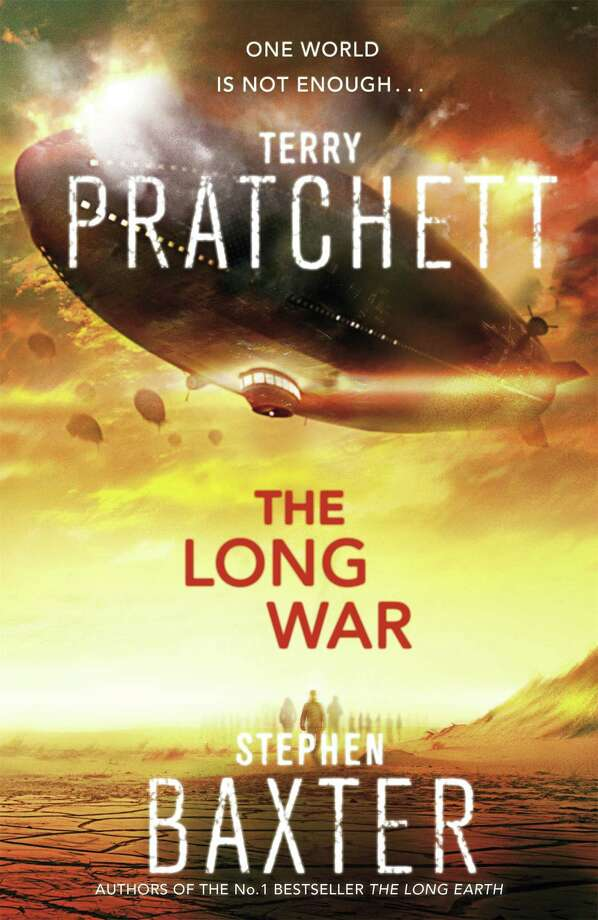 ìThe Long War,î by Terry Pratchett and Stephen Baxter, gets ADA Librarian Ed Morrissey vote for Best Science Fiction. Photo: Contributed Photo / Greenwich Citizen