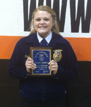 East Central FFA members headed to state tourney - San ...