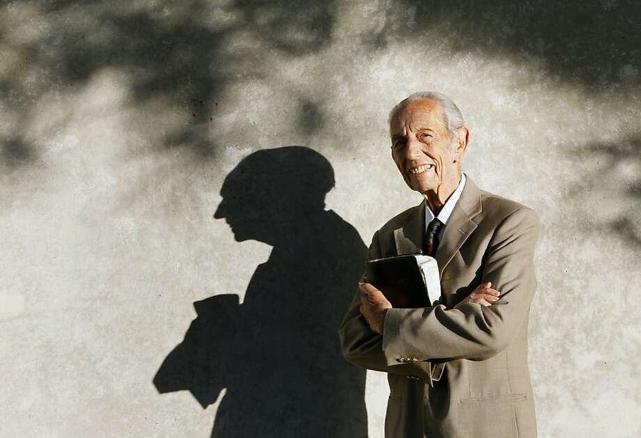 Oakland preacher Harold Camping (seen here in 2009), co-founder and president of Family Radio, died at his home in Alameda at age 92. Photo: Lance Iversen, The Chronicle