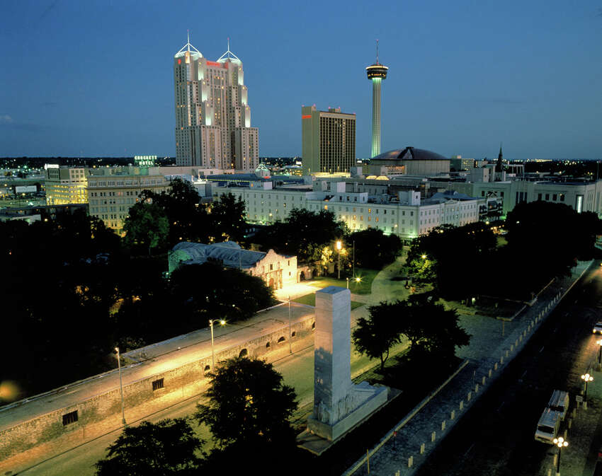 San Antonio, Texas, is arguably the most famous San Antonio, but here's a look at some other places around the world that bear the same name as the Alamo City.