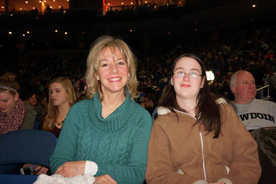 Were you SEEN at the John Mayer concert Monday night? Webster Bank Arena 12/16/2013 Photo: Todd Tracy / Hearst CT Media