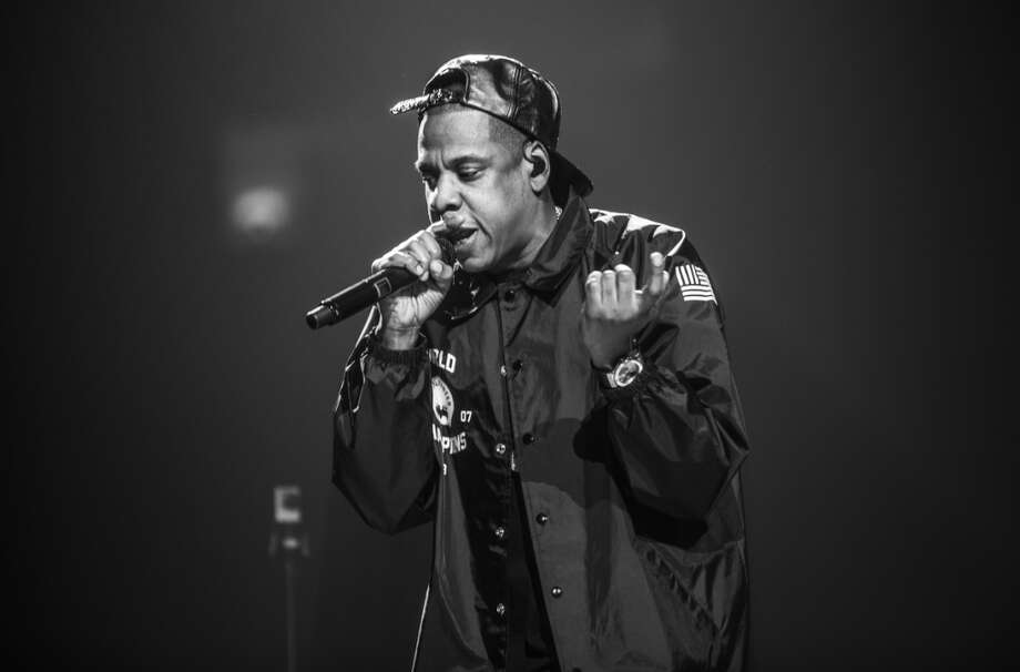 Jay Z performs at the SAP Center in San Jose on December 11, 2013. Photo: FilterlessCo