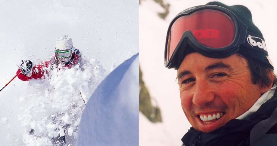 Porter Fox — apparently, he is a skier. Photo: David Reddick