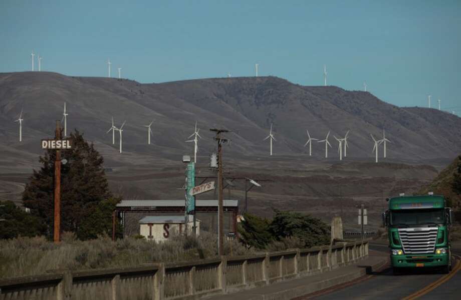 Dueling energy strategies, Montana Photo: Sarah Fox