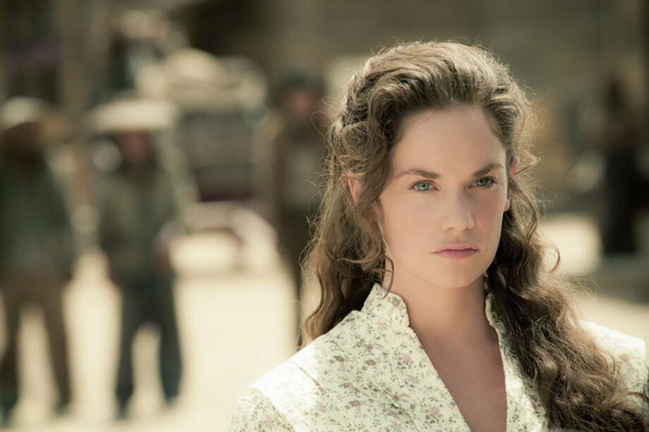 Ruth Wilson as Rebecca Reid. Photo: Peter Mountain/Disney, 2013 / ©Disney Enterprises, Inc. and Jerry Bruckheimer Inc.  All Rights Reserved.