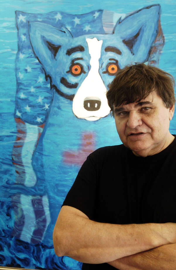 George Rodrigue Photo: CLAUDIA B. LAWS, MBR / THE DAILY ADVERTISER