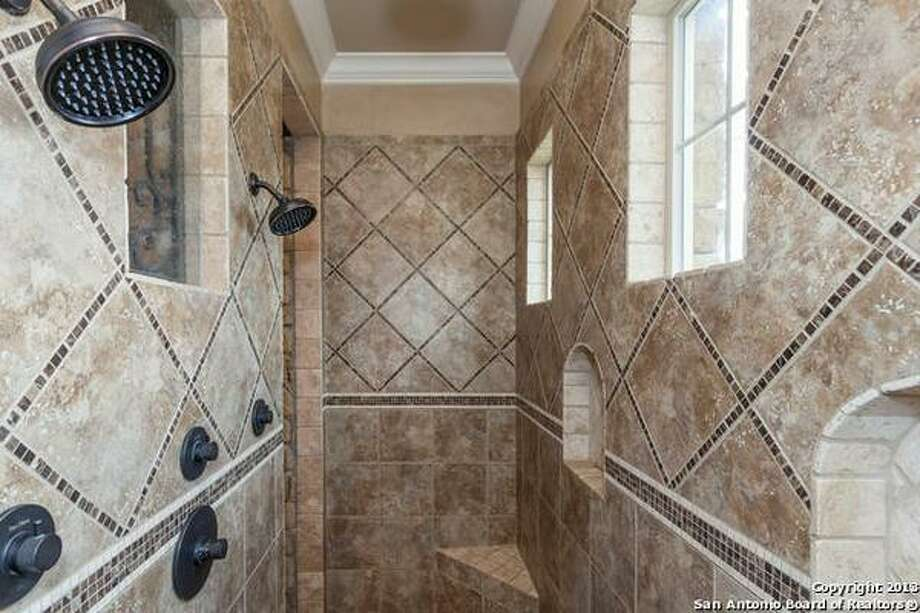 Dual shower heads! Photo: Courtesy