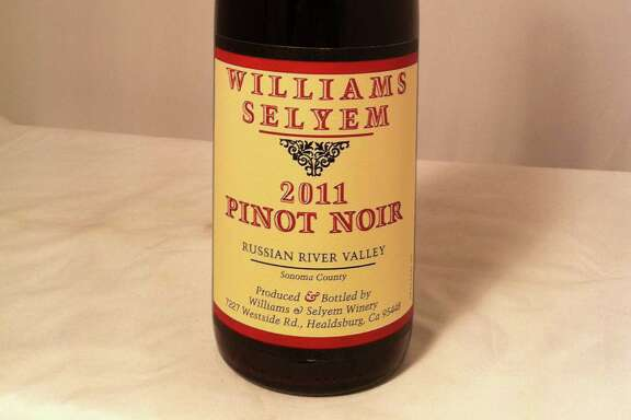 2011 Williams Selyem Russian River Valley Pinot Noir
