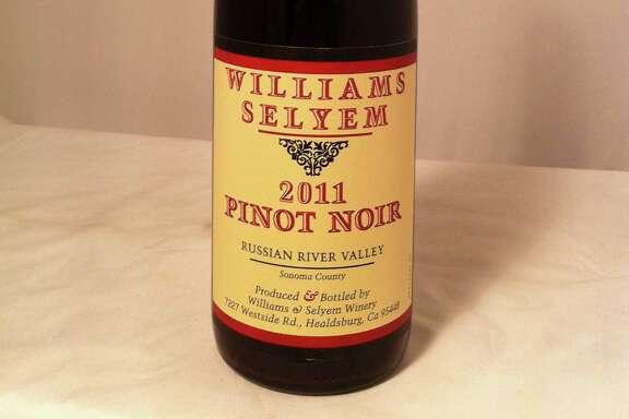 2011 Williams Selyem Russian River Valley Pinot Noir