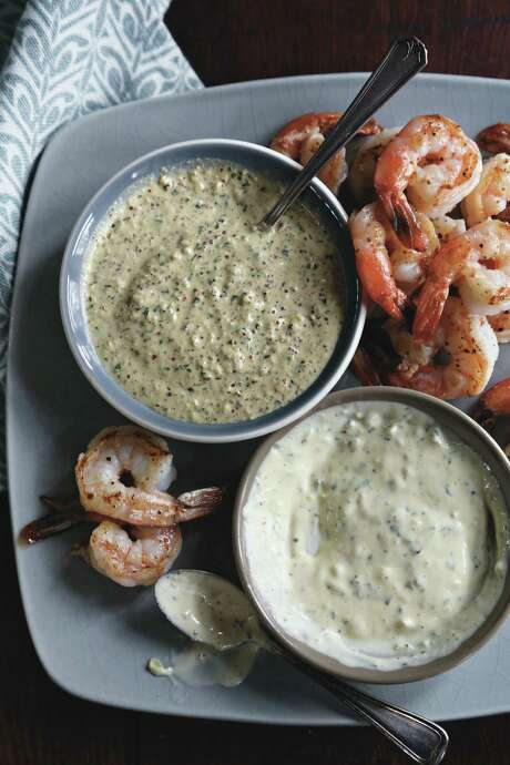 New Orleans-Style Remoulade from  Pickles, Pigs & Whiskey: Recipes from My Three Favorite Food Groups and Then some  by John Currence (Andrews McMeel). Photo: Andrews McMeel / Andrews McMeel