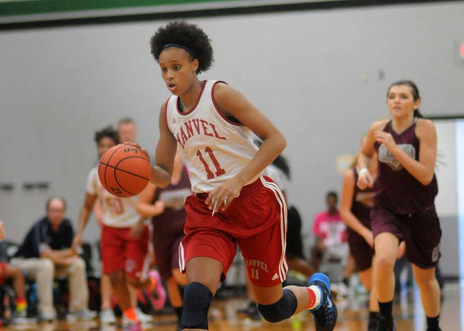 Manvel's Brianna Turner  leads the Mavs drive toward a state title. Photo: Jerry Baker, Freelance