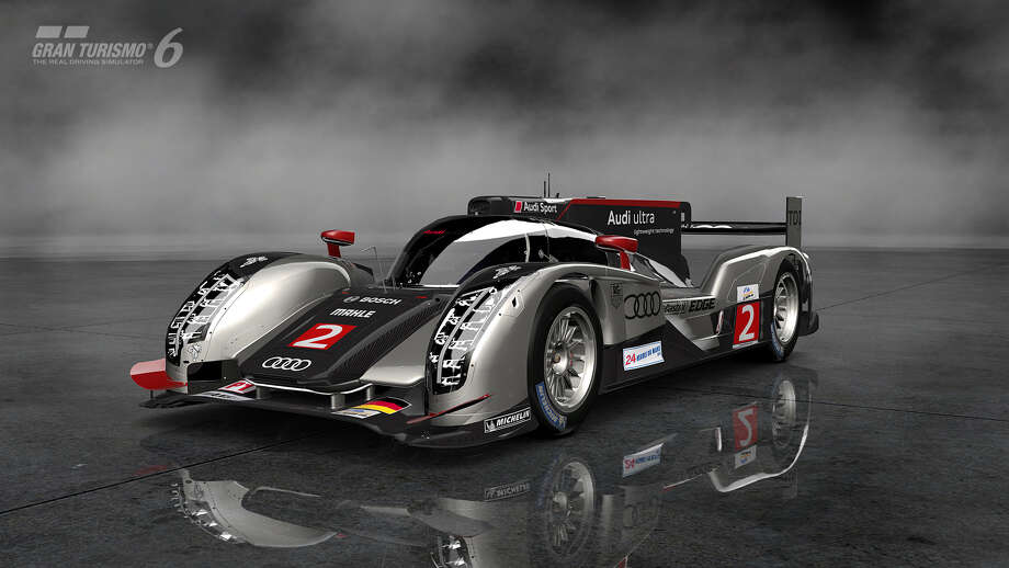 Audi R18 Photo: Courtesy Sony Computer Entertainment