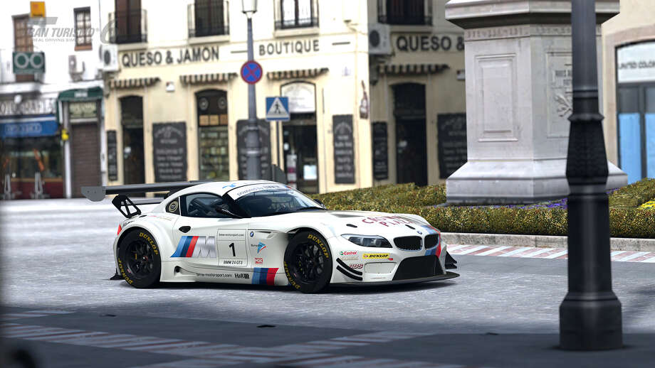 Z4 GT3 Ronda Photo: Courtesy Sony Computer Entertainment