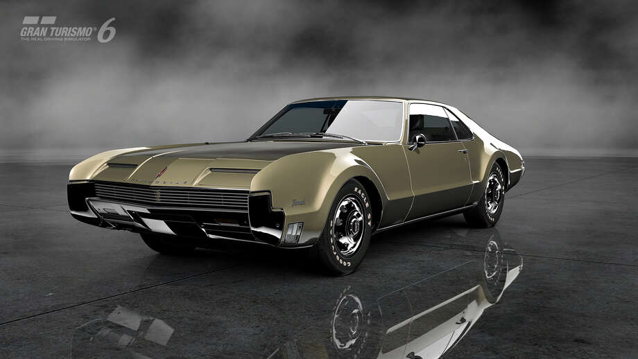 1966 Oldsmobile Toronado Photo: Courtesy Sony Computer Entertainment