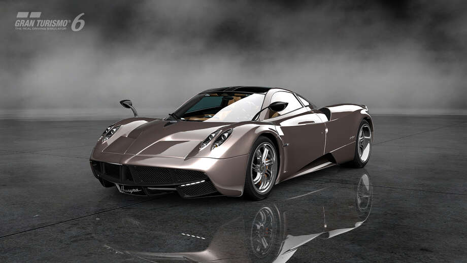 2011  Pagani Huayra Photo: Courtesy Sony Computer Entertainment