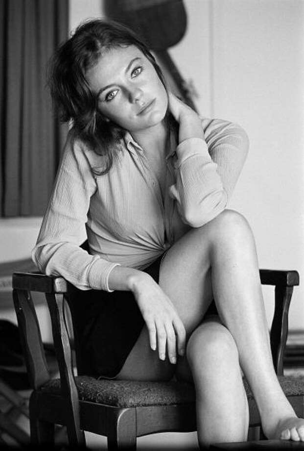 British actress Jacqueline Bisset at home in Malibu. Bisset was the most requested of the people omitted. Photo: Terry O'Neill, Getty Images