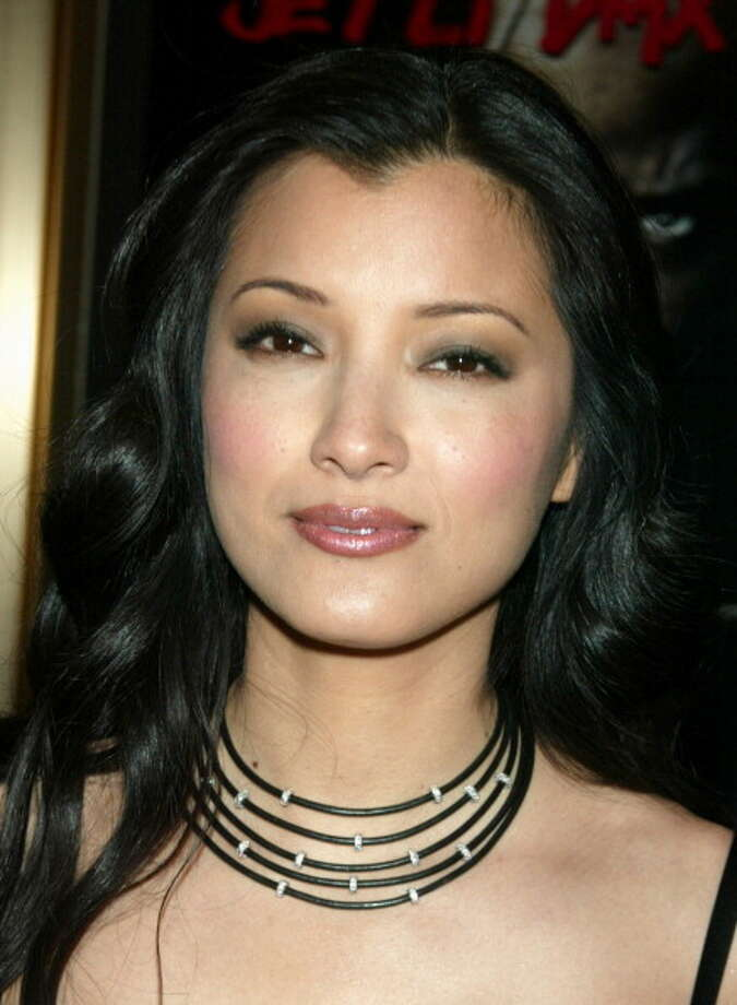 """Kelly Hu during World Premiere of """"Cradle 2 the Grave"""" at The Ziegfeld Theatre in New York City. Photo: Jim Spellman, WireImage / WireImage"""