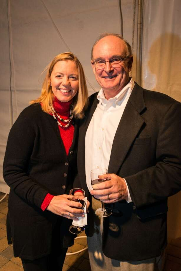Karen and John Vandy at the Houston District Export Council Holiday party. Photo: Logan Beck, Logan Beck Photography