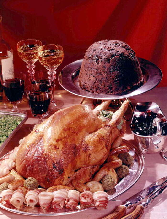 Oven roasted turkeyServing size 4 ounce (breast no skin)Calories 153Calories from fat 8 Photo: Popperfoto, Getty Images / Popperfoto