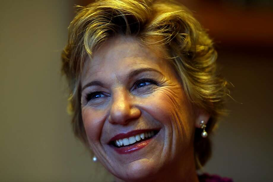 UCSF Chancellor Dr. Susan Desmond-Hellmann said she plans to remain on the faculty indefinitely. Photo: Lacy Atkins, The Chronicle