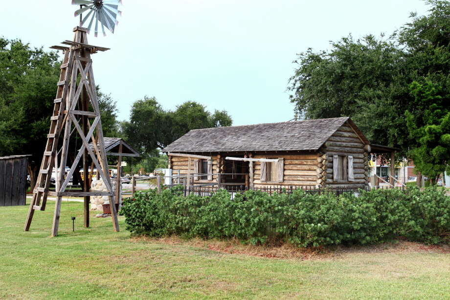 Photo by Deer Park photos. Center street replica of the cabin where treaty papers granting Texas Indepedence were signed in 1836.Click through for other unique spots in Houston's suburbs not to miss.