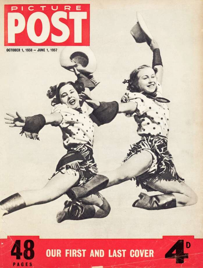The cover of the final issue of Picture Post magazine, 1st June 1957, which uses the same image as the first issue. Photo: IPC Magazines/Picture Post, Getty Images