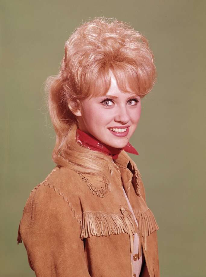 Melody Patterson starred as Wrangler Jane, the hard-riding, fast-shooting cowgirl with an eye for Capt. Wilton Parmenter of Fort Courage, on this 1965-67 series. Photo: ABC Photo Archives, ABC Photo Archives/Getty Images